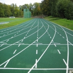 Running Track Maintenance in Scottish Borders 8