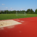 Running Track Surfaces in Amulree 8