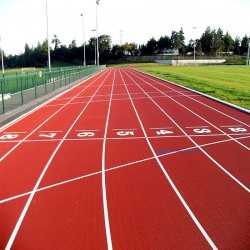 Athletics Sports Surface in Midlothian 6
