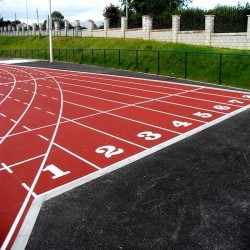 Running Track Surfaces in Amulree 6