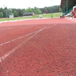 Cleaning Running Tracks in Aberchirder 7