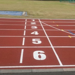 Running Track Surfaces in Alcaston 11