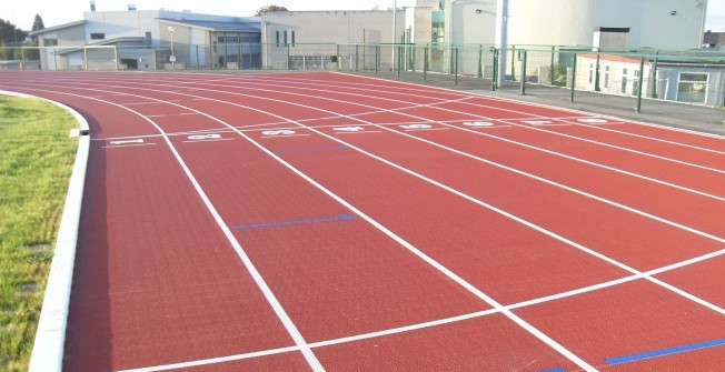 Athletics Track Cleaners in Aberchirder