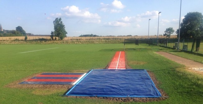 Athletics Runway Facility in Derry