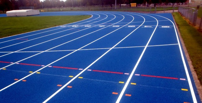 Running Track Contractors in Staffordshire