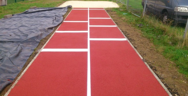 Long Jump Surfaces in Derry