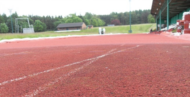 Athletic Surface Maintenance in Ardnastang