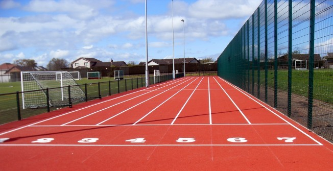 Running Track Costs