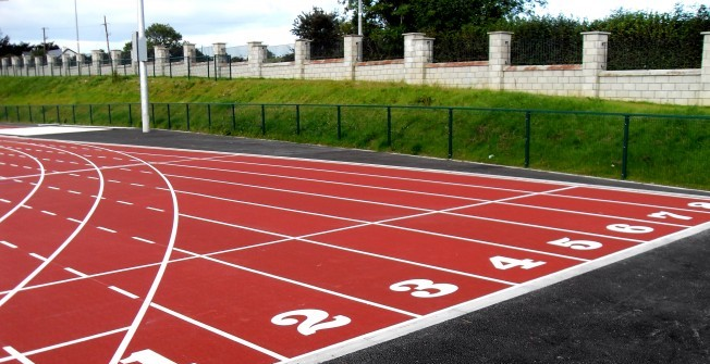 Running Track Resurfacing in Alkerton